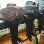 Аксессуары для моторов(сумки и чехлы)