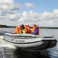Надувные лодки Фрегат