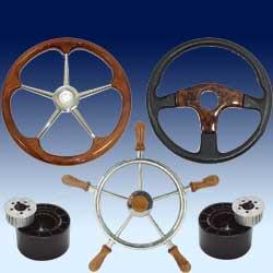 Колеса рулевые