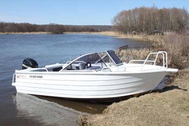 Quintrex 475 CoastRunner BR Fish