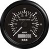 Спидометр GPS аналоговый (BB), 60 узл.