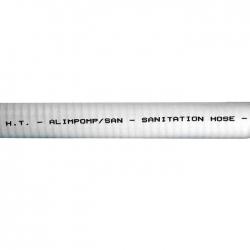 Шланг из ПВХ ALIMPOMP/SAN 38мм, для сточных вод, арм-е металлической пружиной