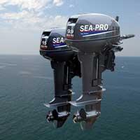 Моторы Sea-Pro