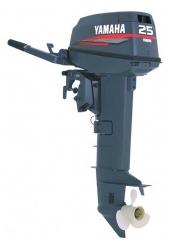 Yamaha 25 NMHOS
