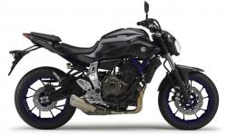 Yamaha MT 07A